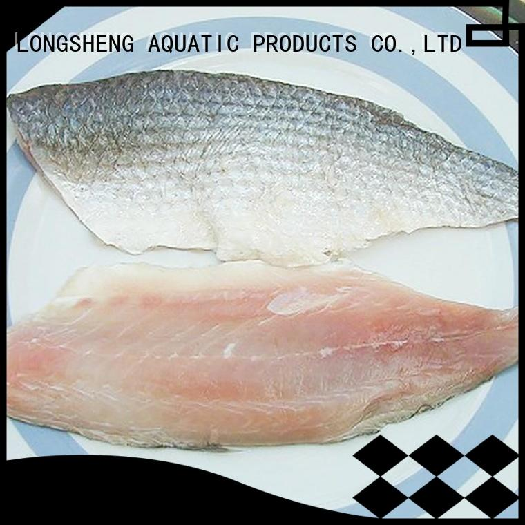 LongSheng Best frozen mullet manufacturers for market
