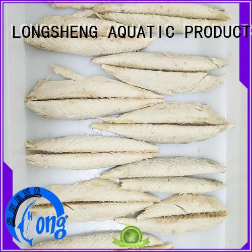 LongSheng thazard frozen skipjack tuna loin for dinner party