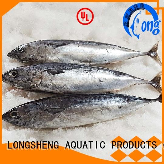 LongSheng Best frozen bonito hgt company for seafood shop