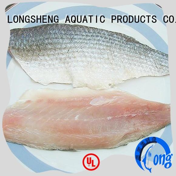 LongSheng fillet frozen seafood supplier supplier for restaurant
