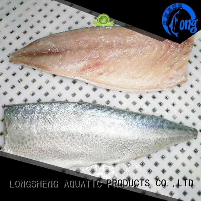 LongSheng good quality frozen mackerel hgt Suppliers for hotel