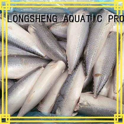 LongSheng frozen frozen mackerel hgt for hotel