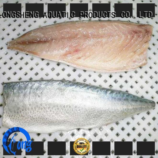 frozen chub mackerel hgt for supermarket LongSheng