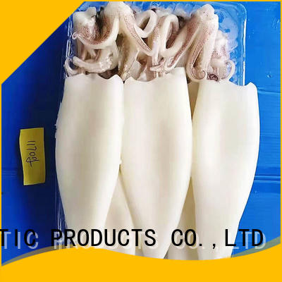 LongSheng Latest frozen whole uncleaned squid for sale Suppliers for cafe