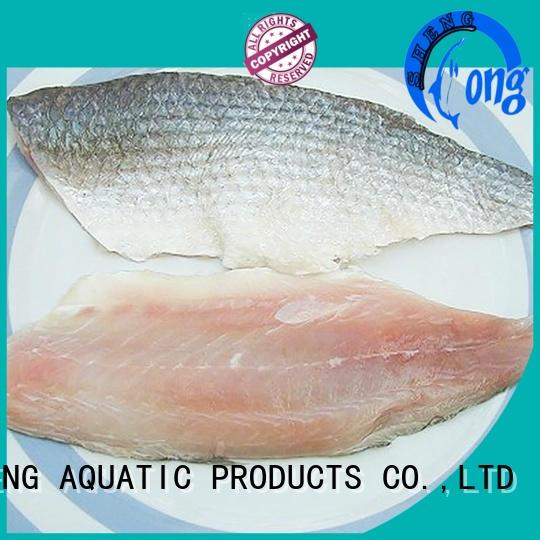 frozen Grey mullet fillet