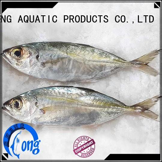 LongSheng clean frozen at sea fish online for restaurant