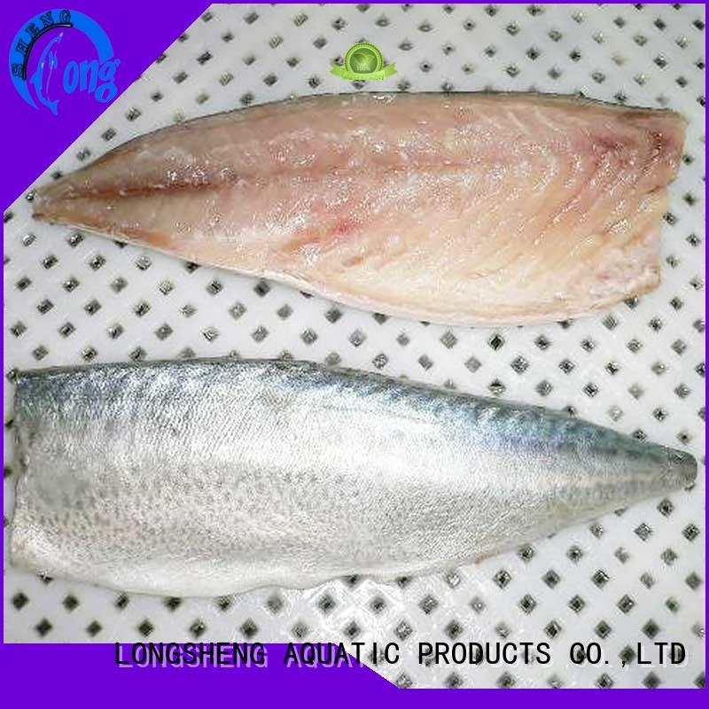 fillet frozen fish &Mackerel fillet