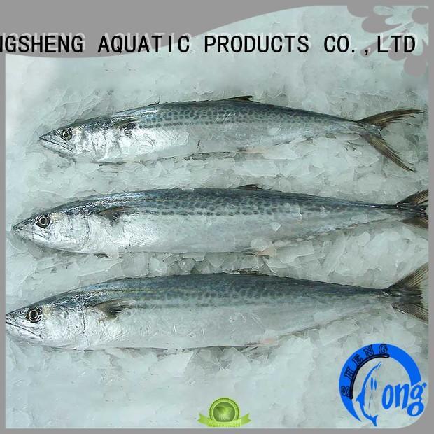 sale frozen fish supplier online for supermarket LongSheng