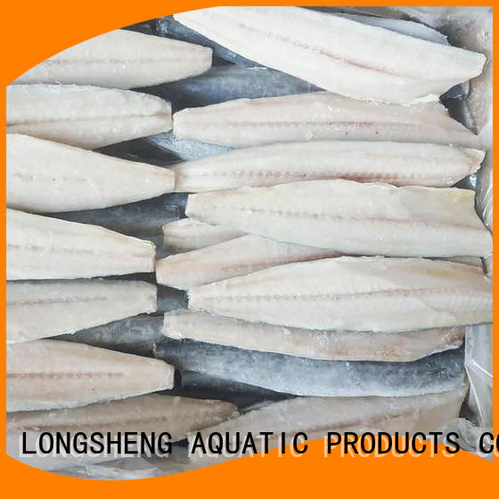 LongSheng roundfrozen exporters of frozen fish factory for supermarket