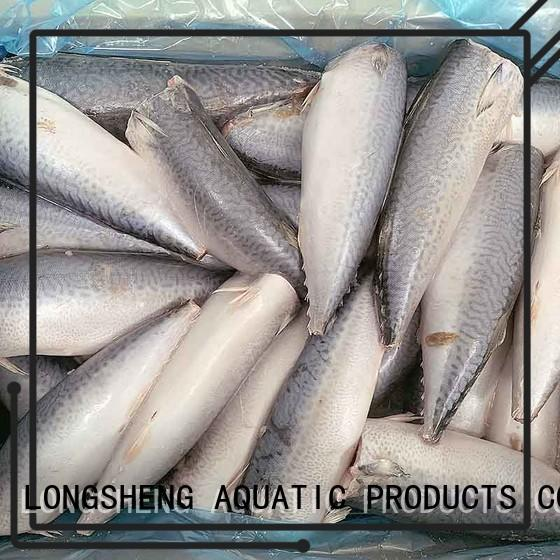 fish whole frozen mackerel for sale for sale for hotel LongSheng