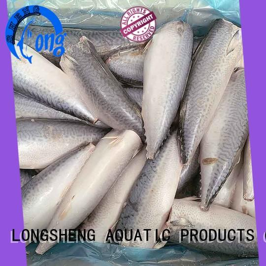 LongSheng good quality whole frozen mackerel for sale for sale for market