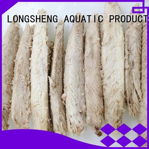 LongSheng thazard frozen fish and seafood for business for wedding party