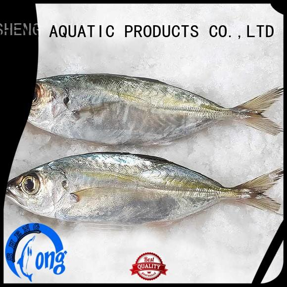 horse frozen horse mackerel prices whole for cafeteria LongSheng