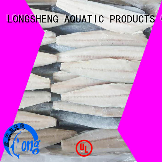 high quality frozen at sea fish sale factory for seafood shop
