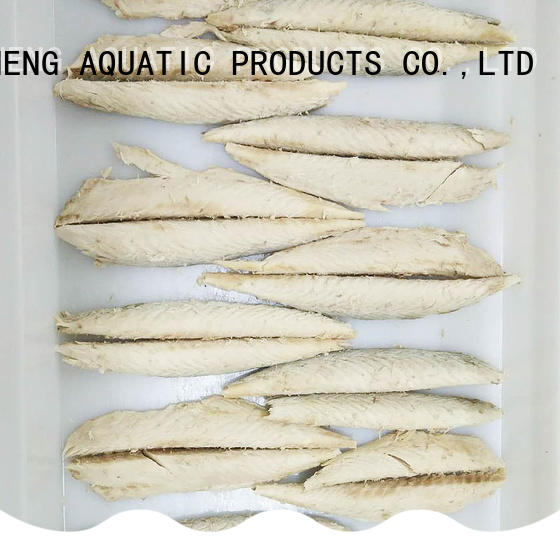 precooked frozen seafood industry mackerel factory for party