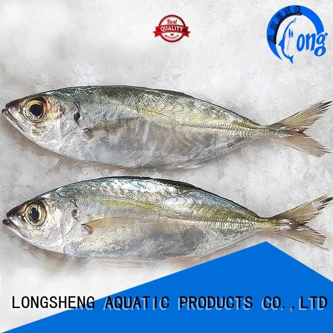 LongSheng round frozen fish fillets supplier online for hotel