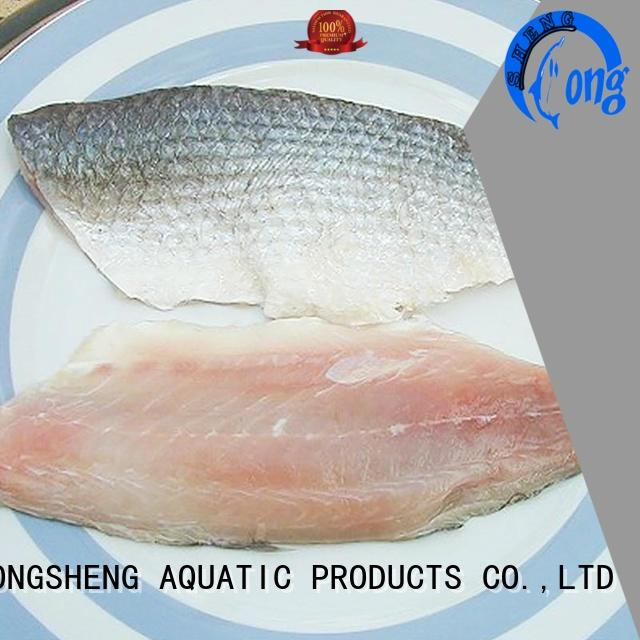 LongSheng clean frozen grey mullet Chinese for hotel