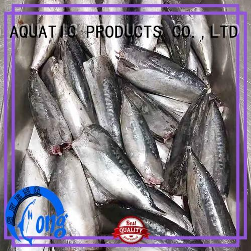 LongSheng fish frozen seafood supplier Chinese for family