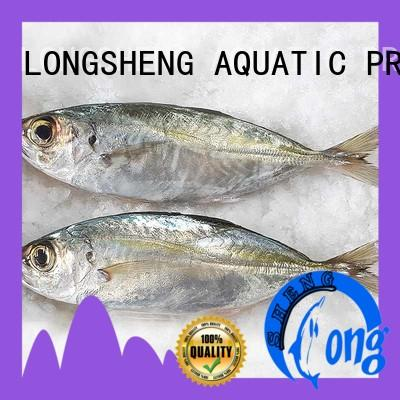 LongSheng healthy frozen at sea fish delivery for cafe