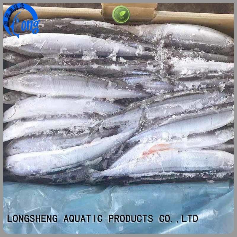 LongSheng New frozen saira Supply for cafeteria
