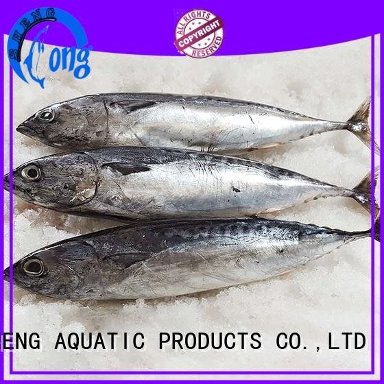 technical frozen skipjack frozen supplier for seafood shop