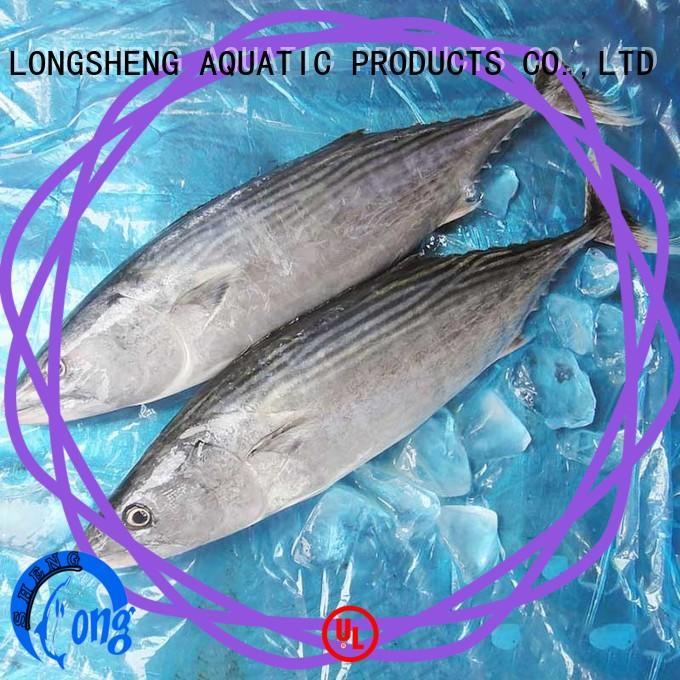 LongSheng frozen albacore tuna price for business for dinner