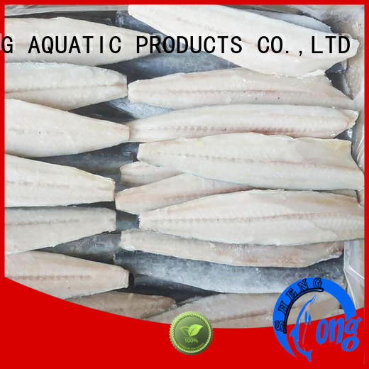 security frozen whole fish fillet factory for market