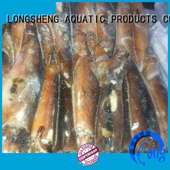squid frozen products chinese factory for hotel