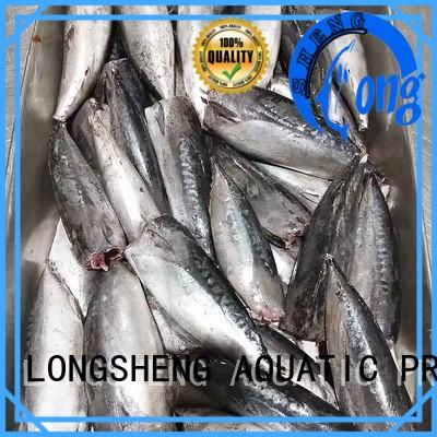 LongSheng technical fish frozen round for supermarket