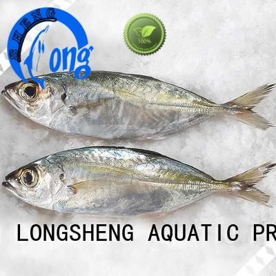 LongSheng popular fresh frozen fish delivery for cafe