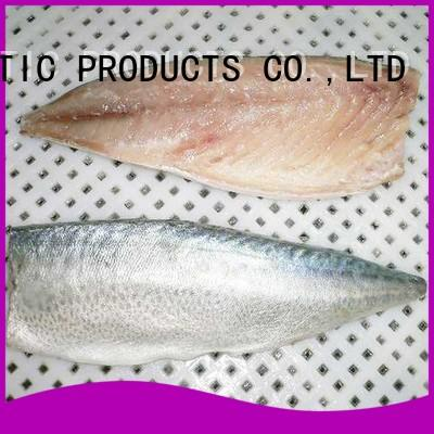 frozen pacific mackerel fish fillet company for market