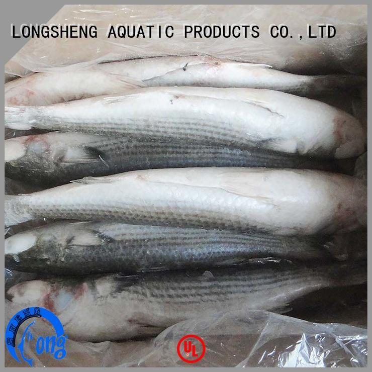 LongSheng gutted frozen seafood china Suppliers for market