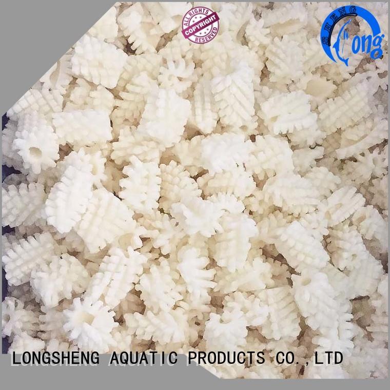 standard frozen squid flower argintinus company for restaurant