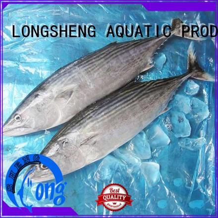 LongSheng High-quality frozen tuna fish price factory for family
