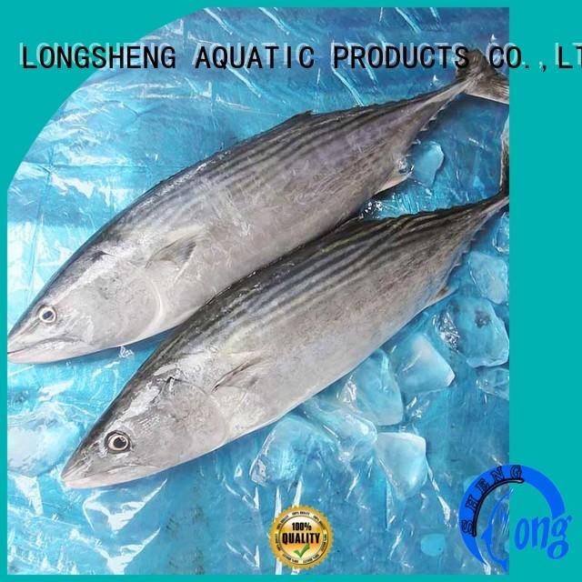 LongSheng sarda bonito tuna surpplier for dinner