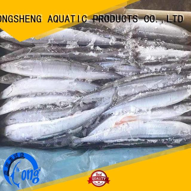 LongSheng pacific cheap frozen fish delivery for cafe