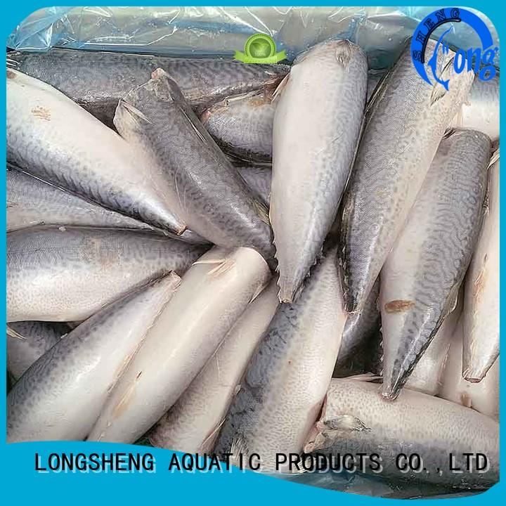 professional frozen pacific mackerel fillet for sale