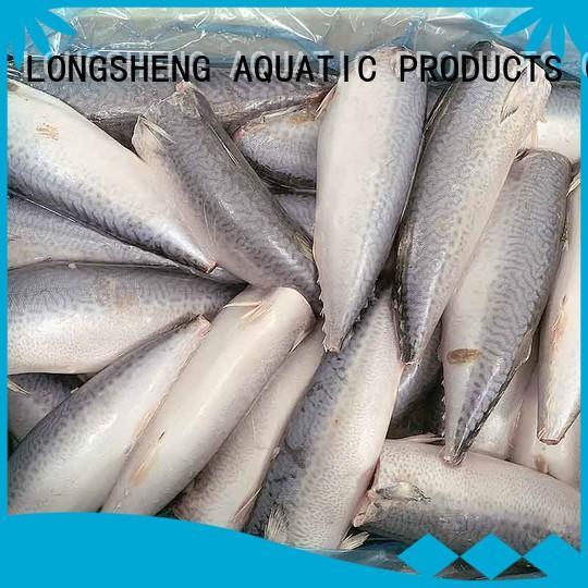 LongSheng fishfrozen frozen mackerel fillets suppliers company