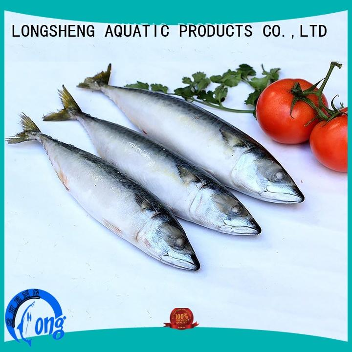 tasty frozen mackerel flaps LongSheng