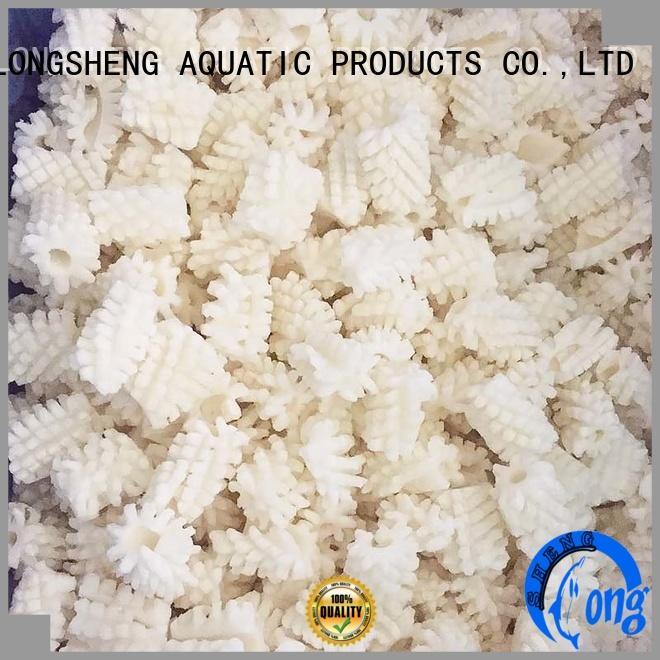 LongSheng illex frozen illex squid whole round Suppliers for cafe