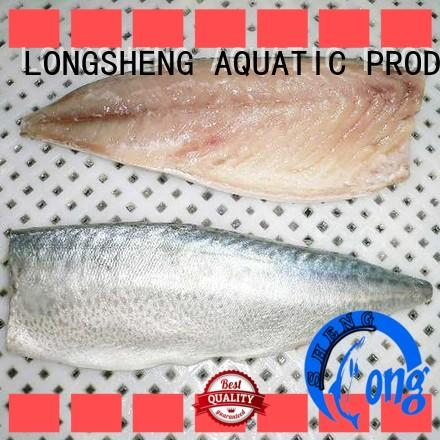 best frozen mackerel fish price fillets LongSheng