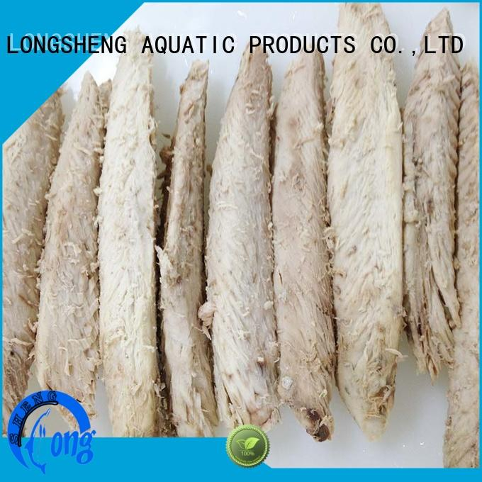 auxis fish loins frozen for party LongSheng