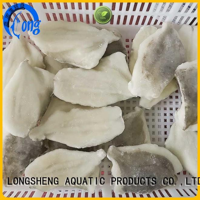 LongSheng dory frozen at sea fish Chinese for seafood shop