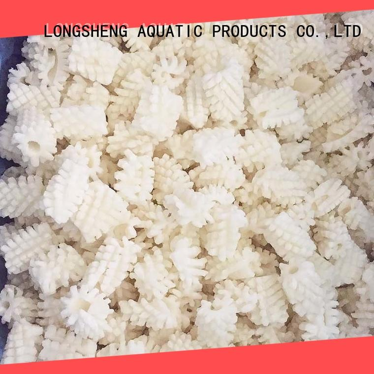 LongSheng New frozen illex squid whole round Suppliers for cafeteria