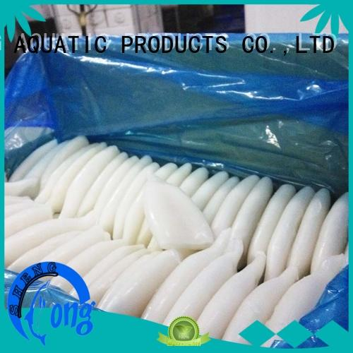 LongSheng frozen frozen squid manufacturer for restaurant