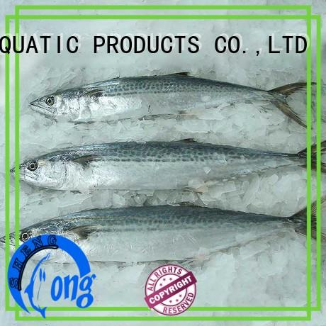 LongSheng security frozen fish on sale for seafood shop