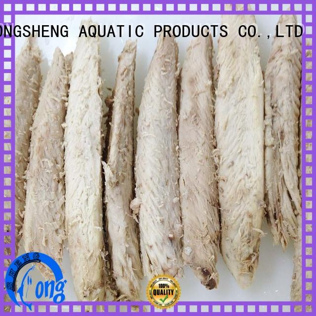 LongSheng delicious frozen fish loins Supply for home party