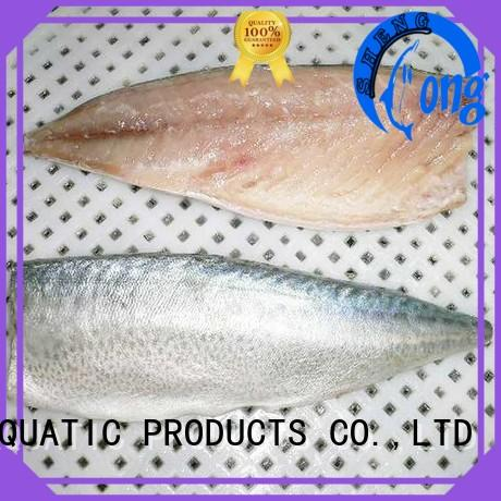LongSheng best frozen pacific mackerel Supply