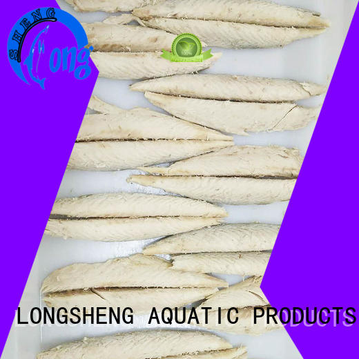 LongSheng fish frozen seafoods delivery for wedding party