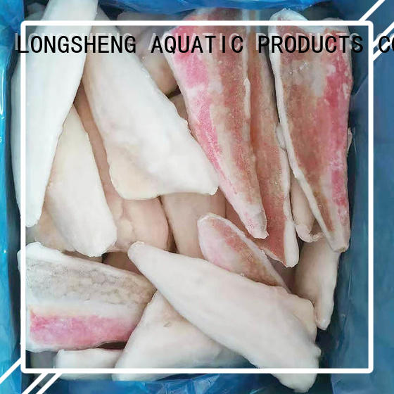 LongSheng microptera frozen fillet manufacturers for wedding party